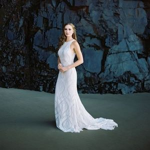 BRAND NEW Allure Marlowe Gown
